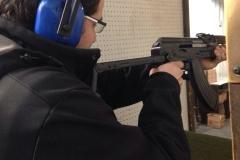 Belgrade gun range